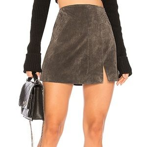 Blank NYC French Ultra Suede Skirt! 💥